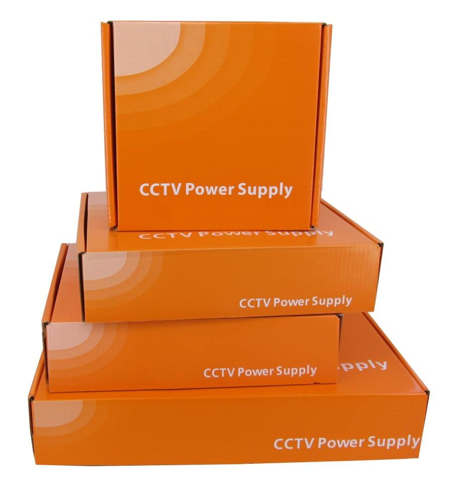 Sompom CCTV Power Supply 12V 30A 360W CCTV 18CH Power Box