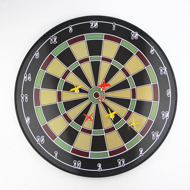 Indoor Game Play Plastic Customized Magnetic Dart board