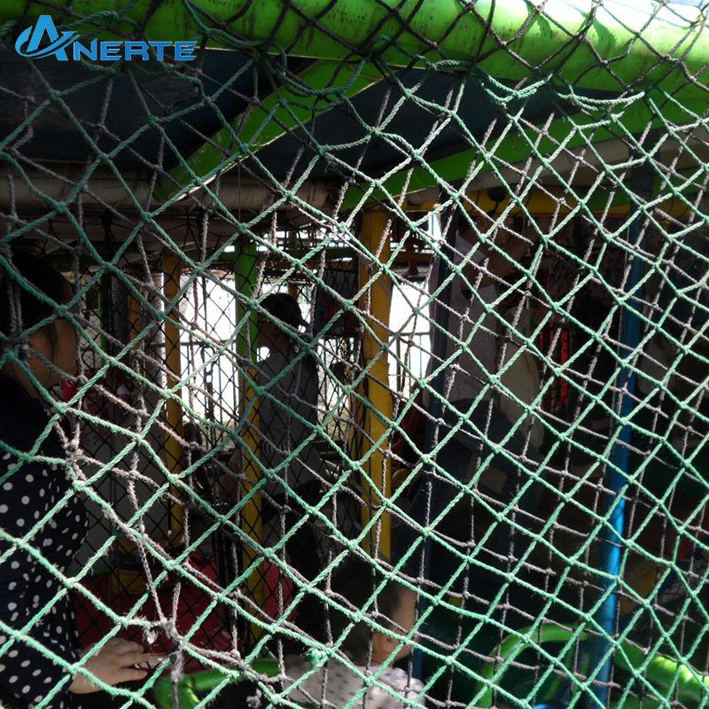 Trong nhà và ngoài trời ban công khóa học trở ngại mạng lưới an toàn cho trẻ em của trampoline