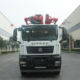 SANY SYG5360THB C8 Series Truck Mounted Concrete Pump 49m Reliable Quality Portable Mixer and