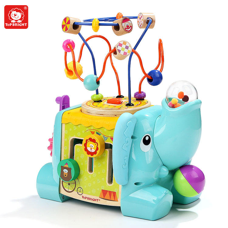Topbright 2019 activity cube toys child