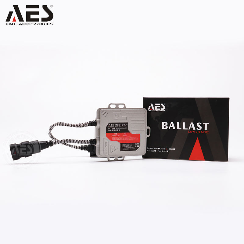 2020 New Arrivals AES EB-2 Fast Bright Bi-xenon Ballast 12V 45W Factory Price