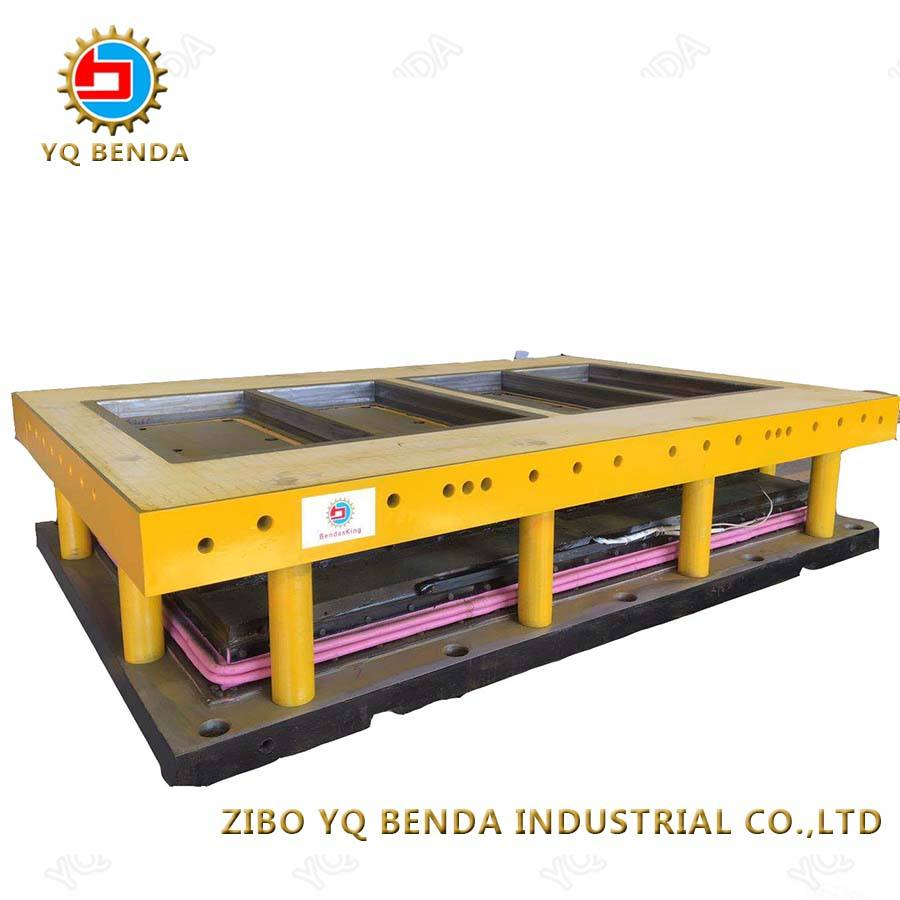Leading supplier Ceramic tile mould assembly