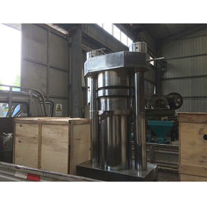 New automatic hydraulic sesame peanut soybean olive palm oil press pressing machine presser