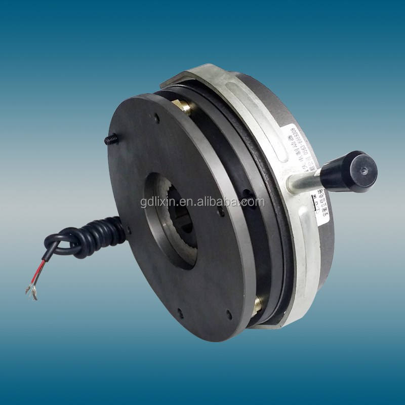 DHM8-12 Spring Apply Power Off Electromagnetic Brake