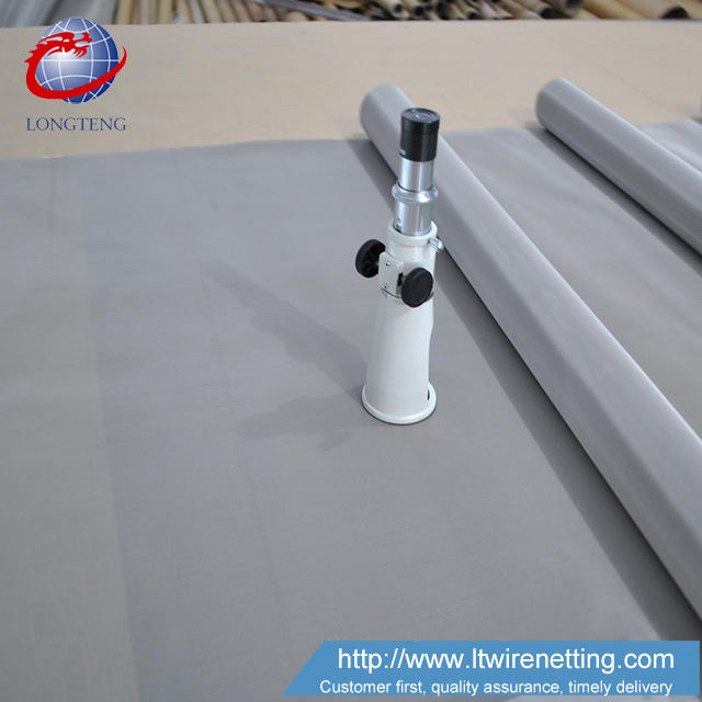 316l Stainless Steel 150 micron filter mesh roll Price