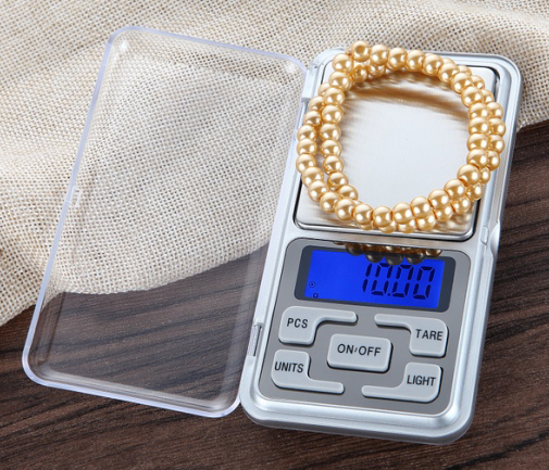 MH Series Digital High Accuracy Digital Jewelry Pocket Scale