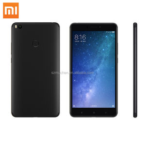 xiaomi mi max 2 Quick Charge Dual camera lte cell slide 4g mobile phone android