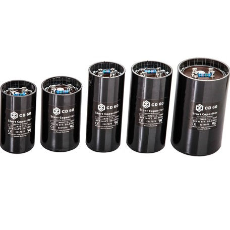 2019 Hot Selling CD60 AC start capacitor