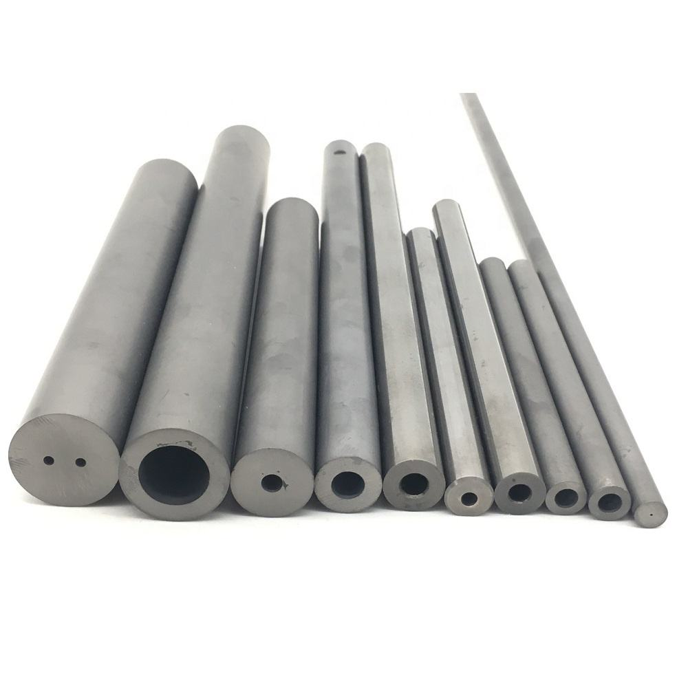 tungsten carbide single straight hole tubing stick