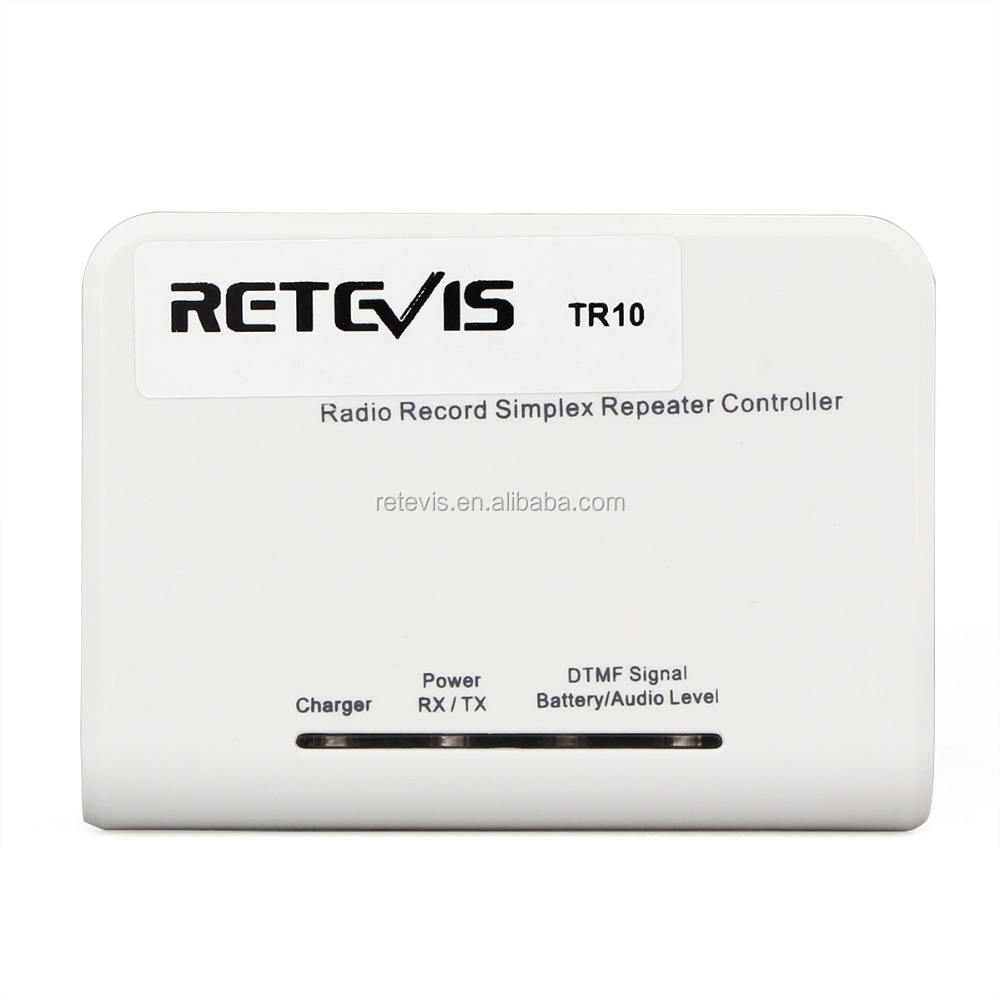 New Retevis Simplex Repeater Controller DTMF remote Control mini repeater for Ham Two Way Radio Walkie Talkie