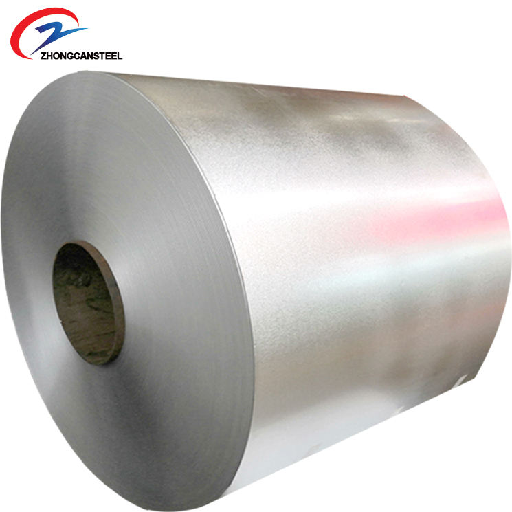 Mainly export standard galvanized / galvalume / prepainted steel coil / metal sheet