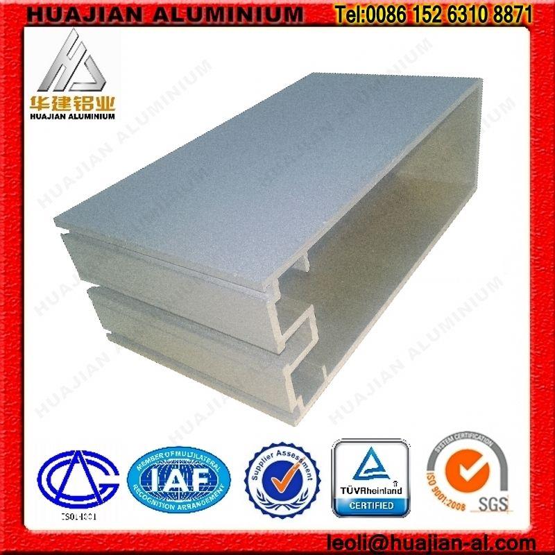 Китайский алюминиевые профили для наружной стены
