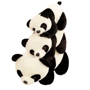 OEM Giant Plush Panda Bear Stuffed Animal Soft Plush Panda Toy