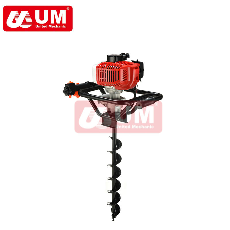 Hot selling new model CE gas 52cc tree planting earth auger