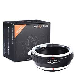 KF Concept Lens Mount Adapter for EOS EF Lens to M4/3 Camera