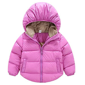 Wholesale China Factory Newborn Toddlers Boy Girl Winter Jacket Clothes for Baby