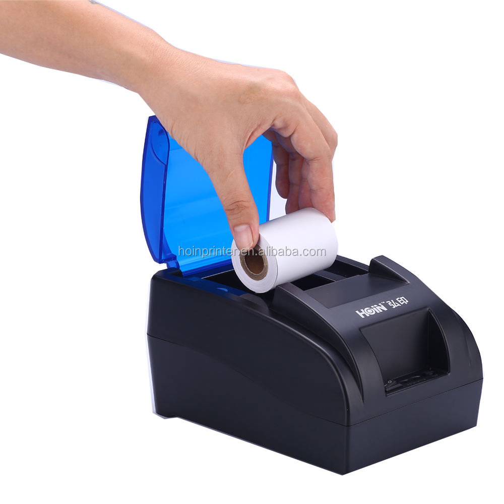 Hoin HOP-H58 USB thermal Printer 58mm Cheap price From Factory