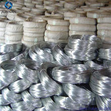 Factory direct selling galvanized wire/ gi binding wire/hot dip electro galvanized iron wire
