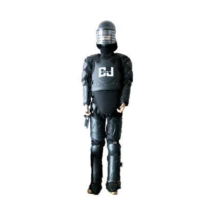 [ Suit ] Black Anti Riot Suit