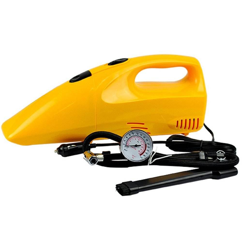 Auto Accessory Wet And Dry Car Vacuum Cleaner