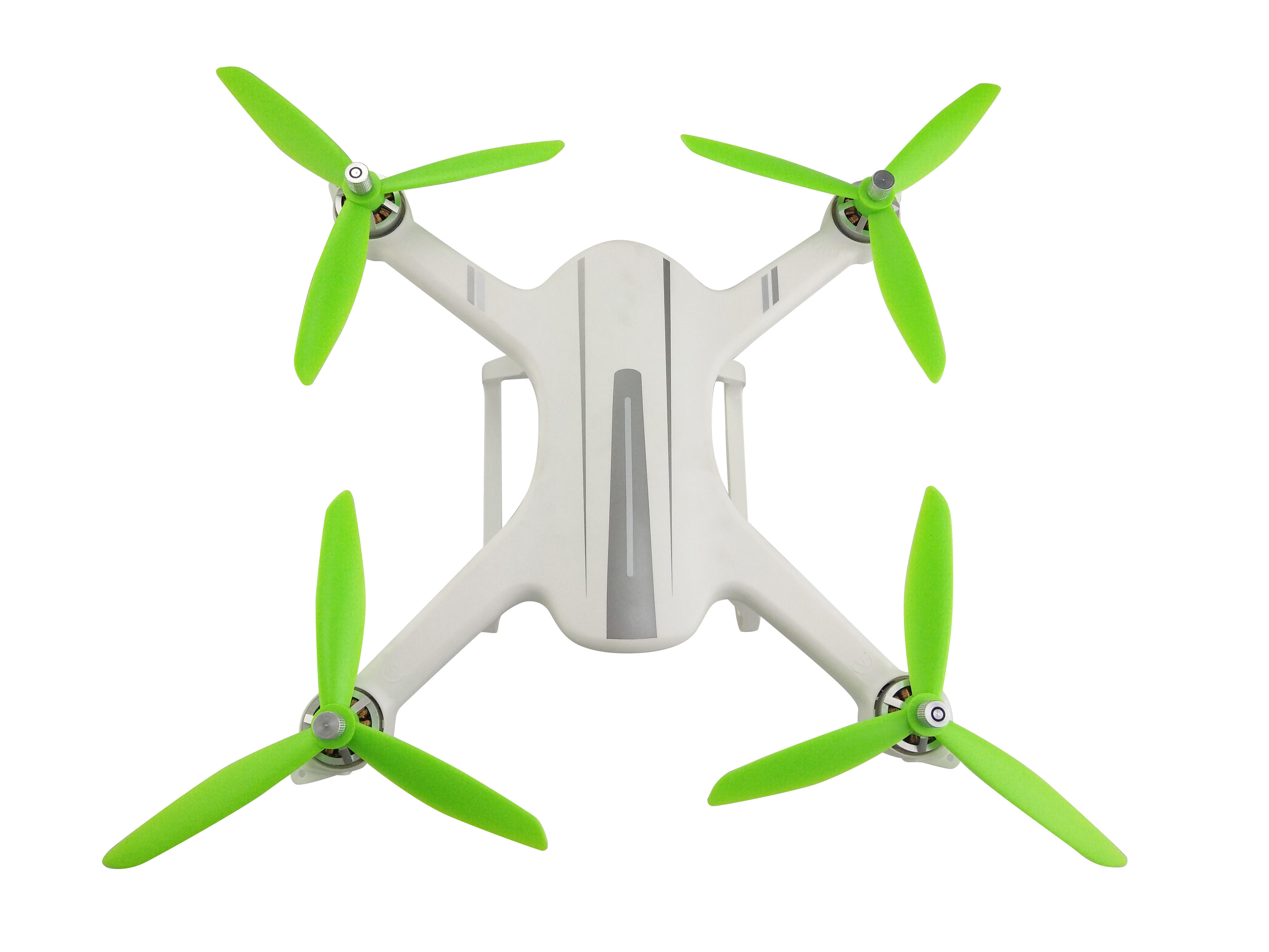 4 Green Blade Propeller for MJX Bugs 3 PRO B3 PRO HS700 Brushless Quadcopter