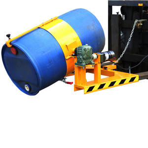 Porter lifter Mounted Mechanical lifting Clamp oil drum