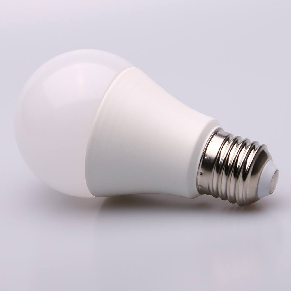 Hot sale LED light A60 SKD cheap dimmable led bulb E27
