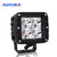 Hunting and military Aurora 2inch Infrared light work light led off road lights offroad lamp