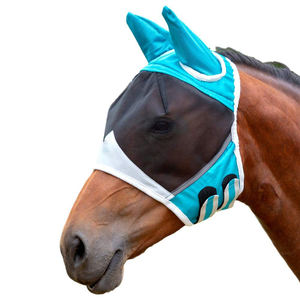 Amazon Best Seller Horse Fly Mask With Ears (In STOCK)