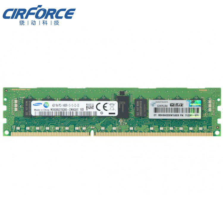 708637-B21 HPE 4 GB (1*4 GB) 1RX4 PC3-14900R DDR3-1866MHZ BELLEK