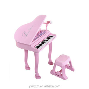High Quality Cute Mini Plastic Toy Electric Piano