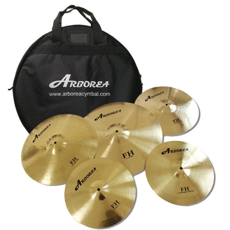 Cn Shn [ Musical Instrument ] Cymbals Musical Instrument FH Series Cymbal SET 5 PIECES Practice Cymbal