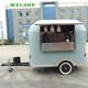 Best selling mini catering trailer small fast food carts for sale
