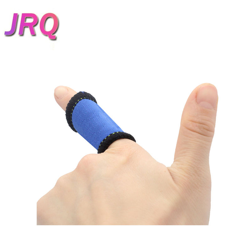 Komfortable Neopren Basketball <span class=keywords><strong>Finger</strong></span> sleeve Brace Pain Relief Brace Für Joint <span class=keywords><strong>Finger</strong></span> Steifigkeit