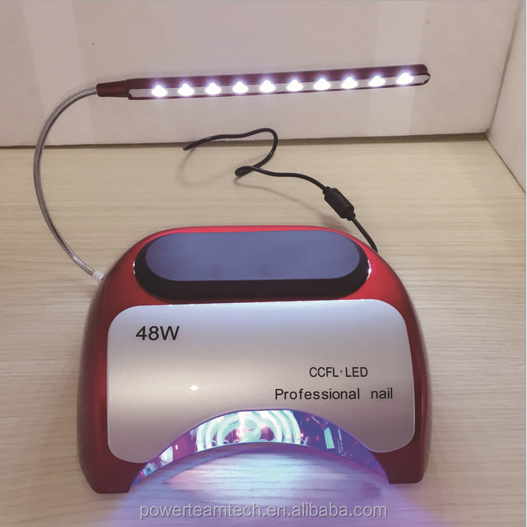 Factory High Quality Sun Light 48w Led Nail Lamp