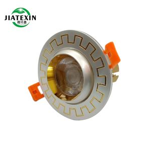 שקוע Led Retrofit ערכות 120V AC ניתן לעמעום 10W LED Downlight