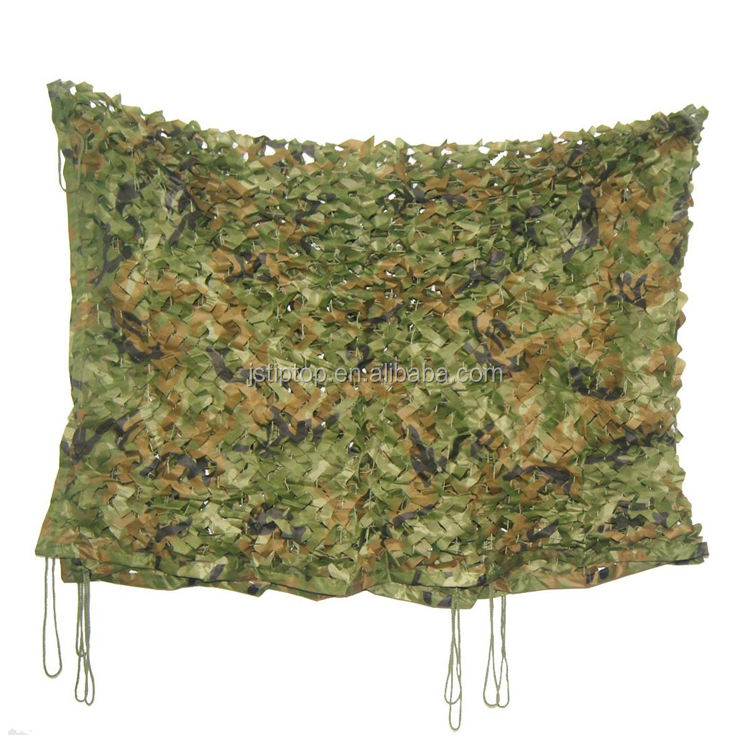 direct supply outdoor military anti radar camouflage net