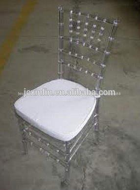 china plástico crystal clear resina de casamento branco sillas tiffany <span class=keywords><strong>chiavari</strong></span> <span class=keywords><strong>cadeira</strong></span>