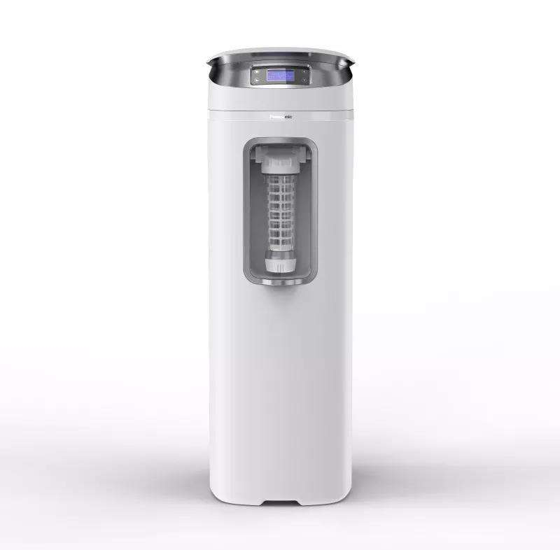New automatic home water softener with pre filter