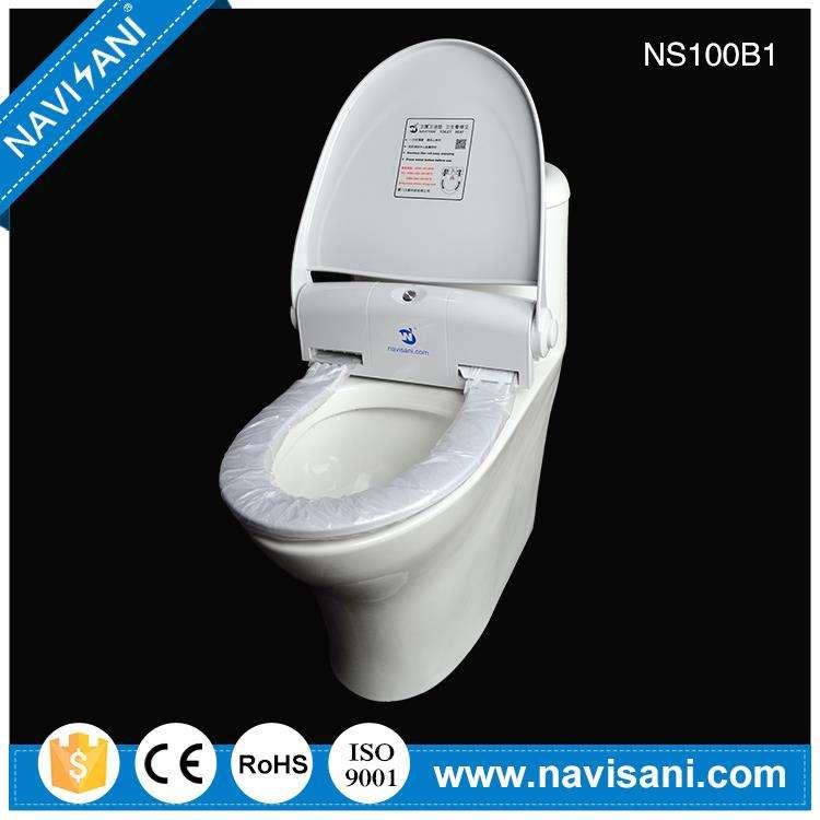 Một thời gian sử dụng nhà vệ sinh nắp vệ sinh vệ sinh ghế covers kéo dài