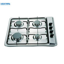 4 burner gas cooker with oven kitchen appliances company vestar