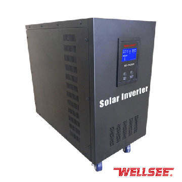 WELLSEE wind turbine converter WS-P3000 3000WATTS solar off grid tie inverter for wind generator system CE RoHS