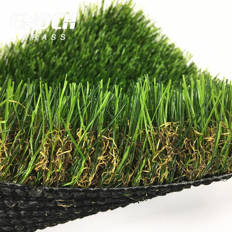 ENOCH 40mm 45mm 50mm Hot Design Bermuda Artificial Lawn Grass Thick Natural Green