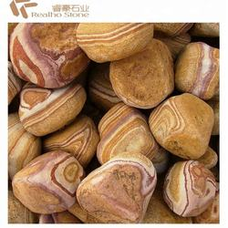Round Wooden Washout Pebbles