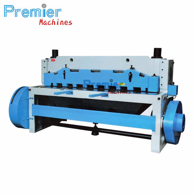 China Leveranciers Mechanische Scheren Machine Q11 Serie