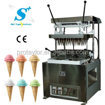 3 shape can choose ice waffle maker ice cream biscuit cone