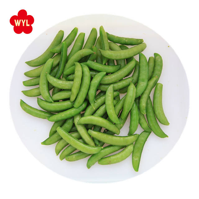 IQF sugar snap peas with best price good quality