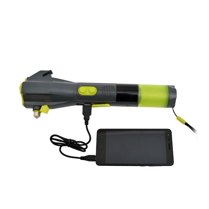 One-Stop Service Distributor Emergency Kits Essential Rechargeable Flashlight Led Light Torch