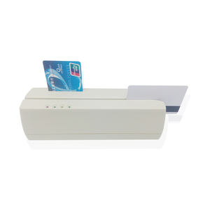 RS232 MSR206 MCR200 EMV MSR Magstrip Swipe Stripe Magnetic IC Chip Card Encoder Reader Writer